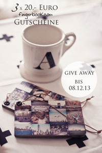 Give Away bis 08.12.13