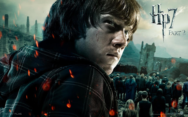 Harry Potter And The Deathly Hallows Part 2 Wallpaper 8