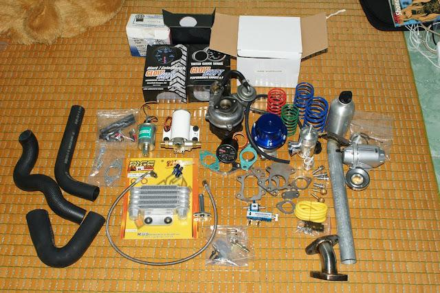 The Yamaha FZ-16_Yamaha FZ-S_Yamaha Byson_ Fuel Injection_turbocharger_ RHB31 VZ21 Turbo-Charger