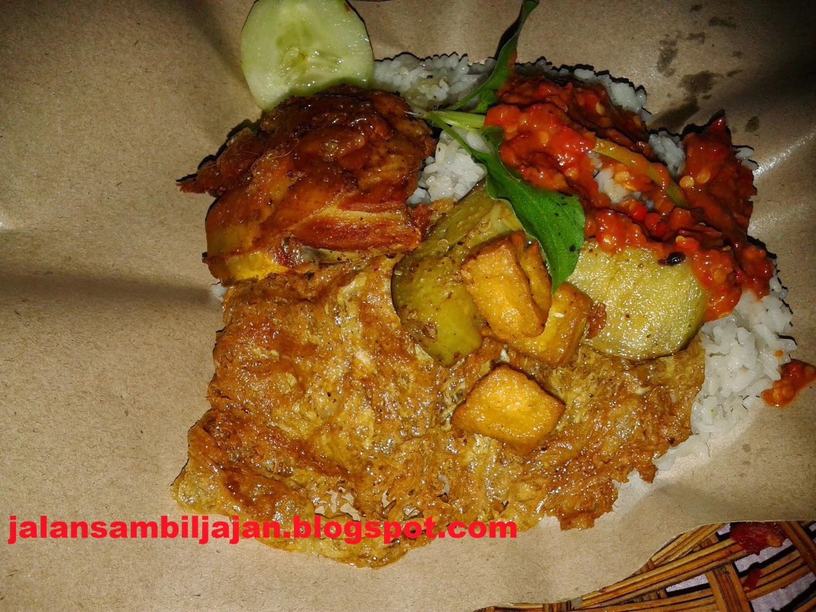 Nasi Ayam Goreng Warung Mega