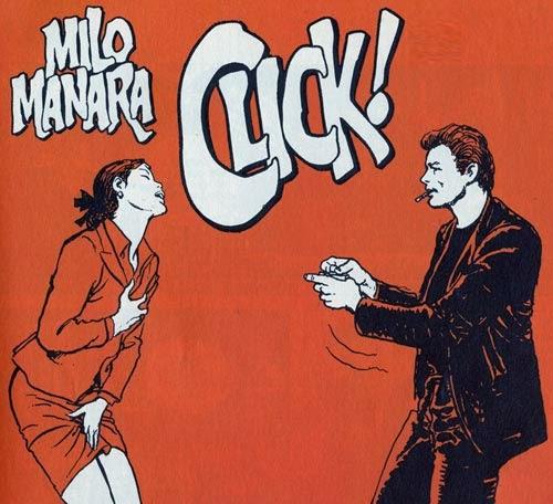 Milo Manara, El clic
