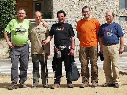 Caminada Popular dels Hostalets de Balenyà 2011