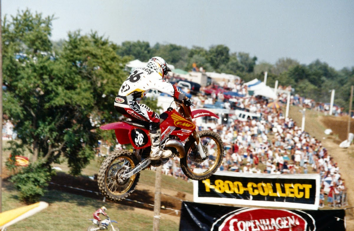 Brock Sellards Steel City 1998