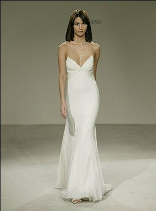 Bridal dresses vera wang fall 2011 bridal gowns for Cheap vera wang wedding dress