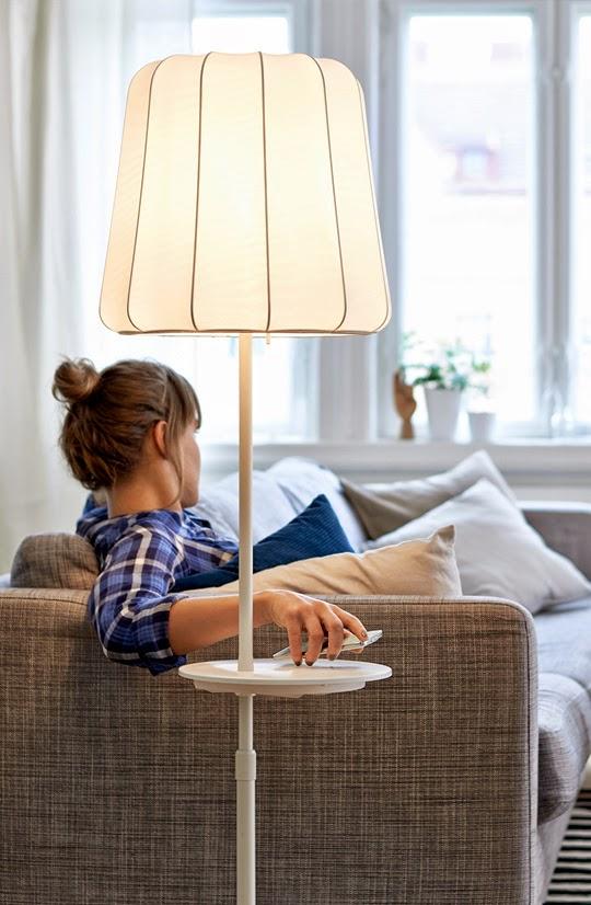 IKEAs inredning laddar din smartphone trådlöst! | www.var-dags-rum.se