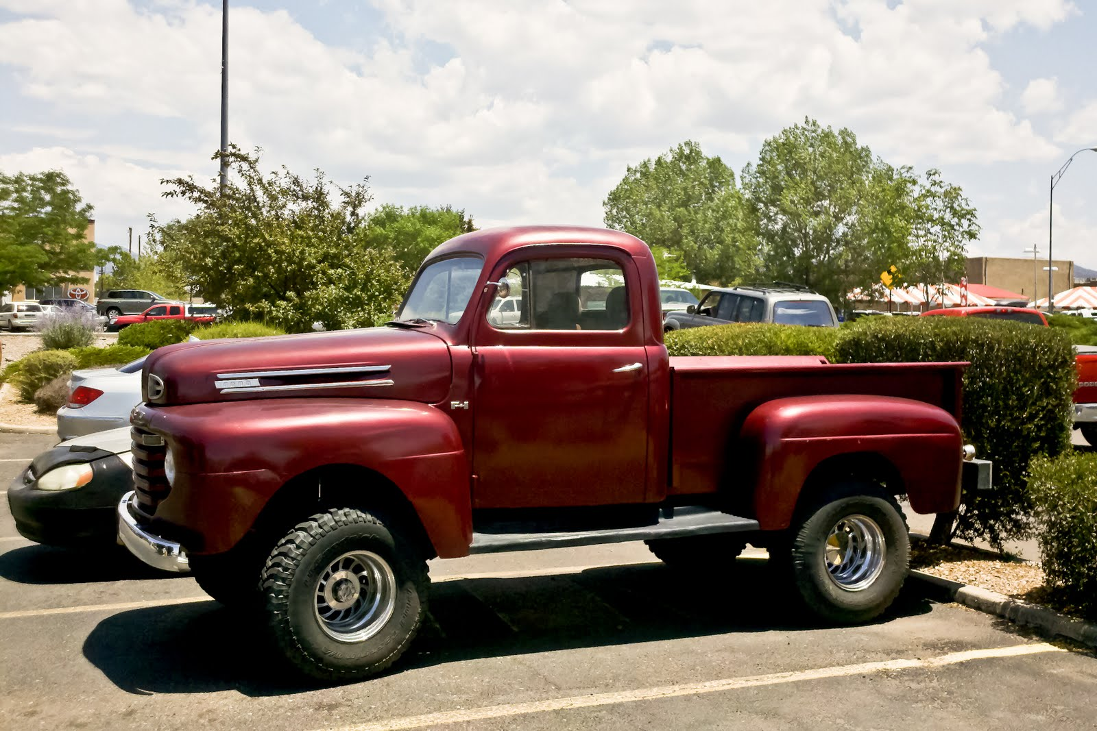 1948 Ford Truck 4x4 Panel