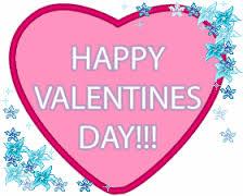 Gambar DP BBM Valentine Day Bergerak