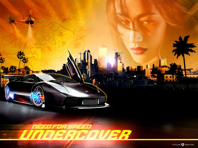need for speed undercover free  full version pc game