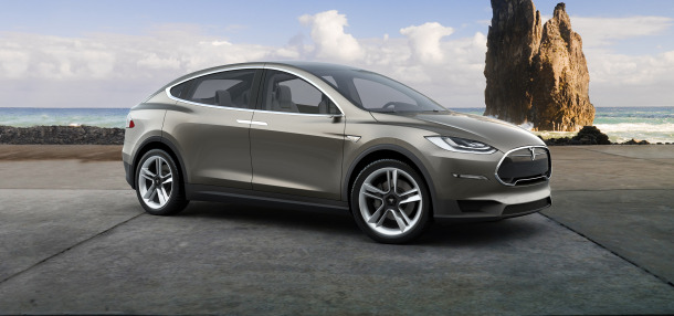Tesla Model X - Adiccion Web