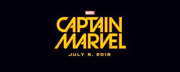 HD Captain Marvel Carol Danvers poster