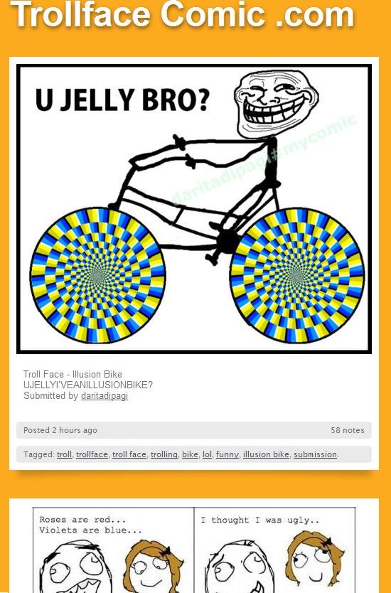 U Jelly Trollface SAJA2: UJELLYI'VEANI...