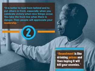 Nelson Mandela Inspirational Leadership Lessons and Quotes PPT Slide 2