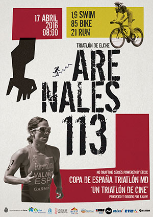 FINISHER ARENALES 113 (2016)