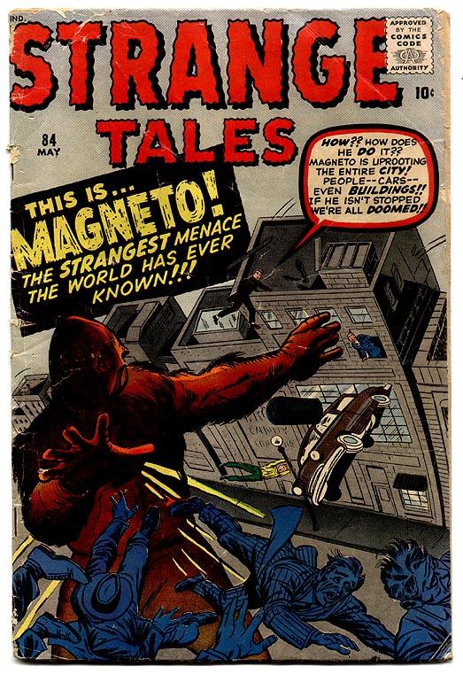 marvel comics 50s