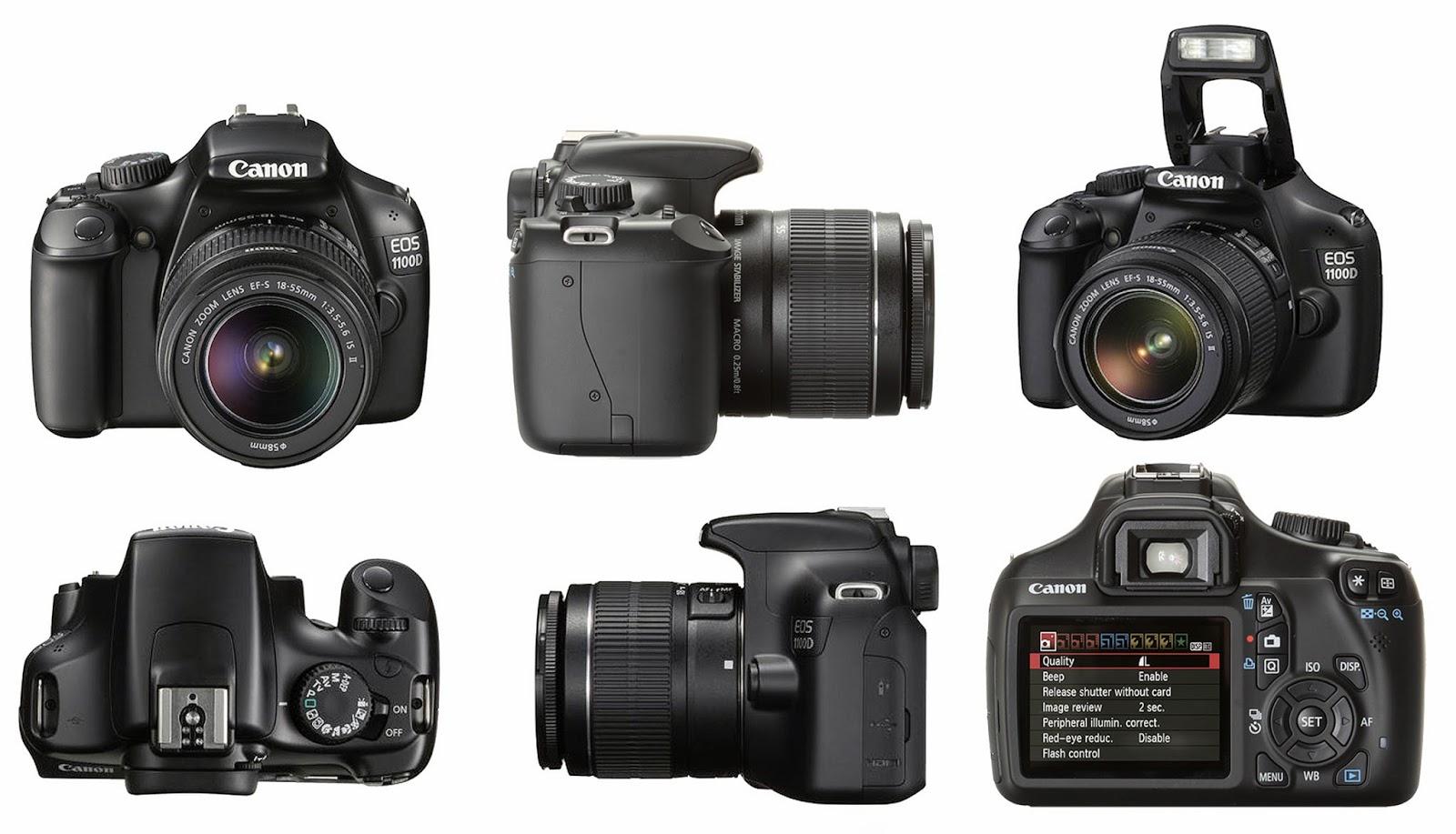 Daftar Harga Kamera SLR Terbaru November 2014