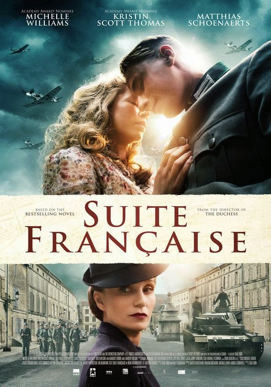 Suite Francaise – Legendado 2015