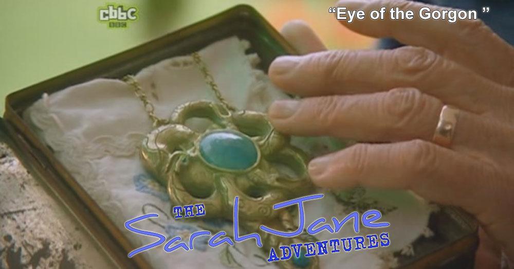 SJA 03: Eye of the Gorgon
