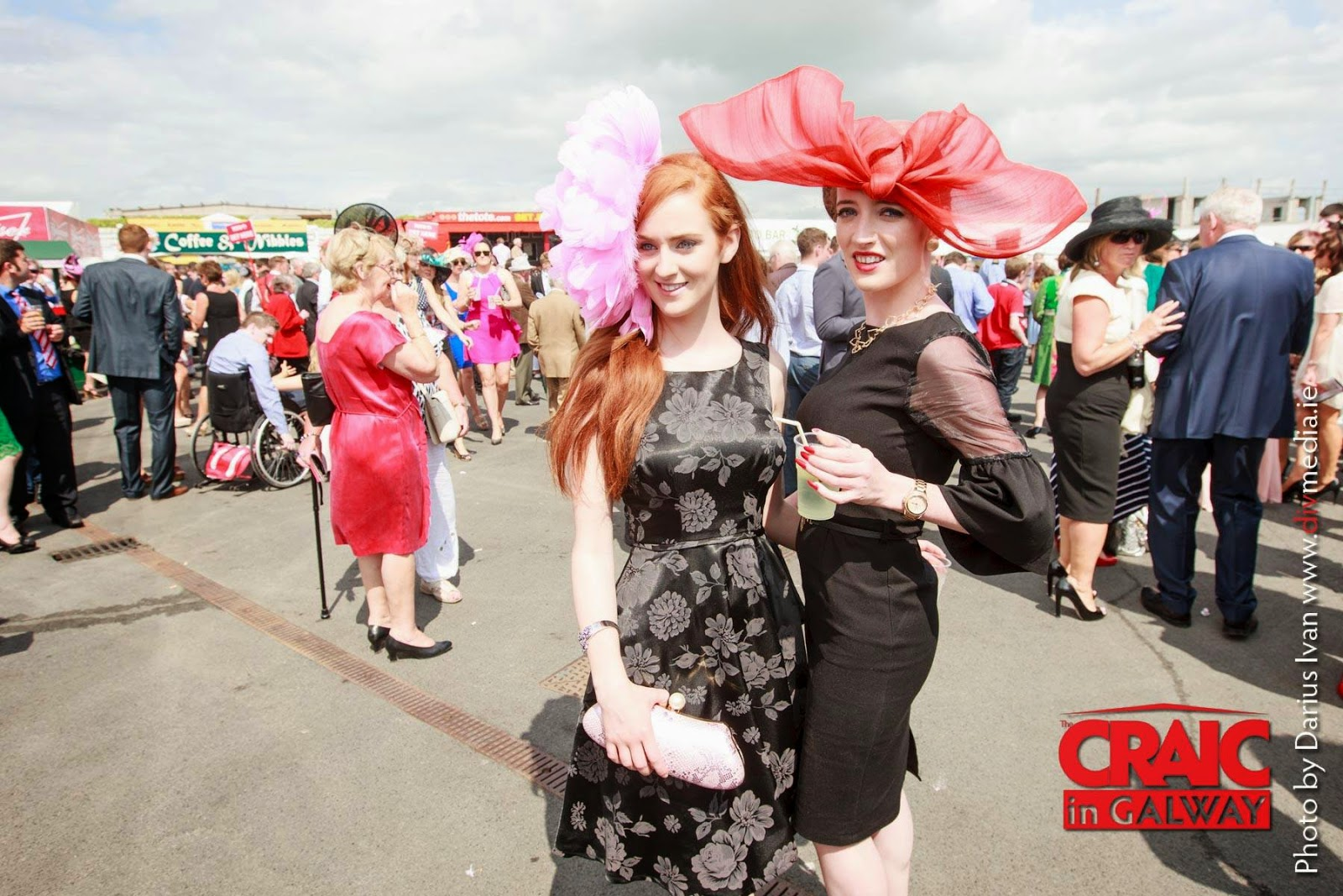 Casserly Sisters Ladies Day Galway Races