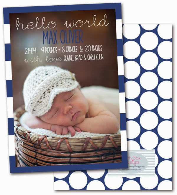 http://www.partyboxdesign.com/category_116/Birth-Announcements.htm
