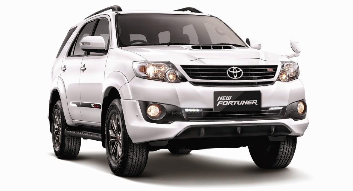 Daftar Harga Mobil Fortuner Terbaru 2015