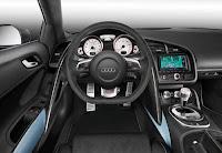 Audi R8 GT Spyder (2011) Interior