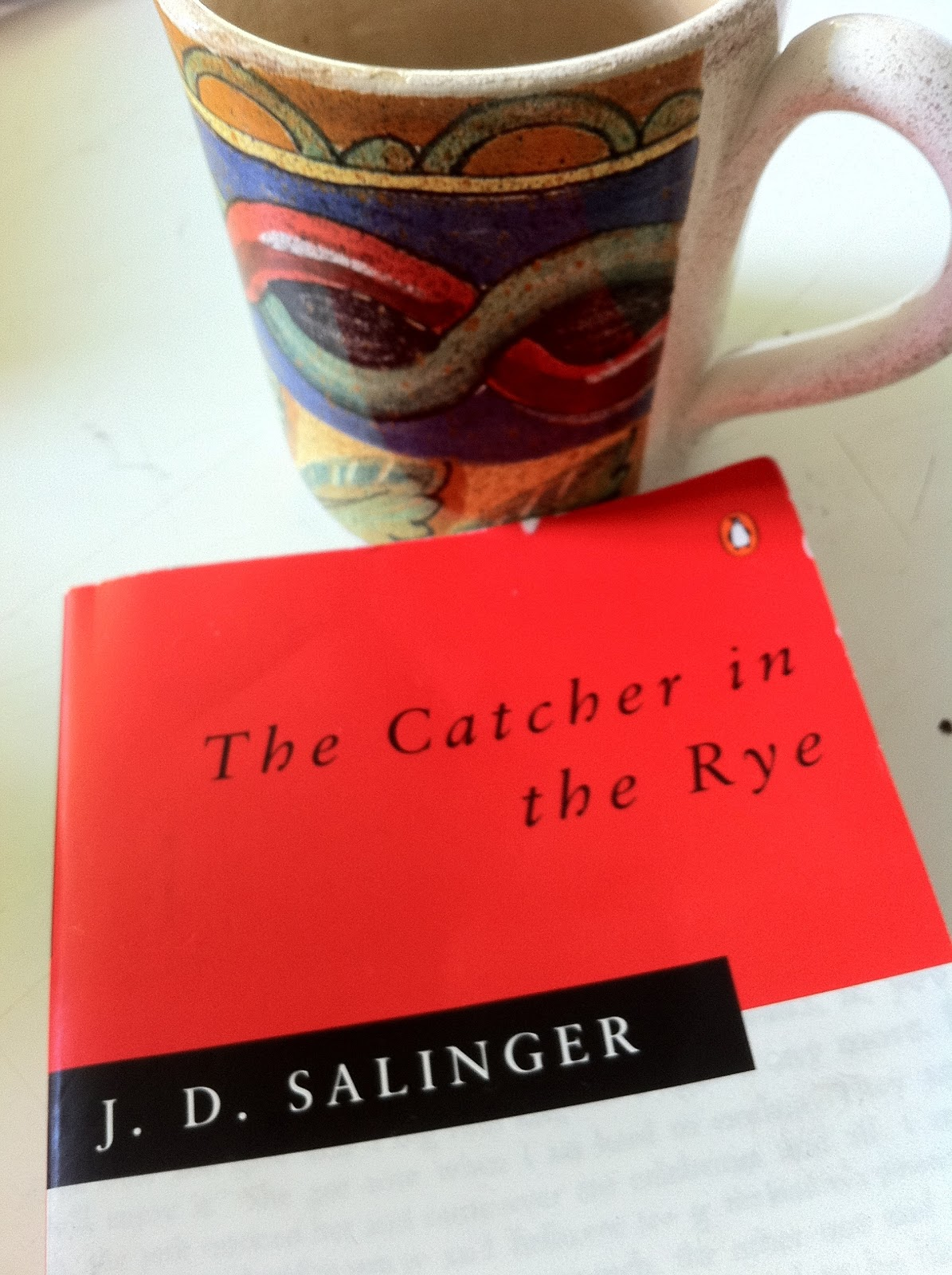 the catcher in the rye passage Catcher in the rye' and i would like to know by any american readers if any of these words are still used today and if so in what context any direct.