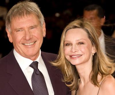 Harrison Ford dan Flockhart Calista