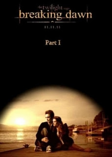 Twilight Saga Breaking Dawn part 1 Movie