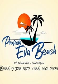 """EM CAMOCIM, HOSPEDE-SE NA POUSADA """"EVA BEACH"""" (ANTIGA PONTA PORÃ)"""