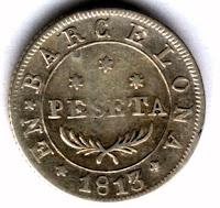 Origen catalan de la peseta