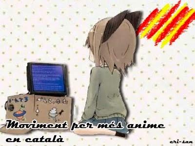 Movimiento por más anime en catalán