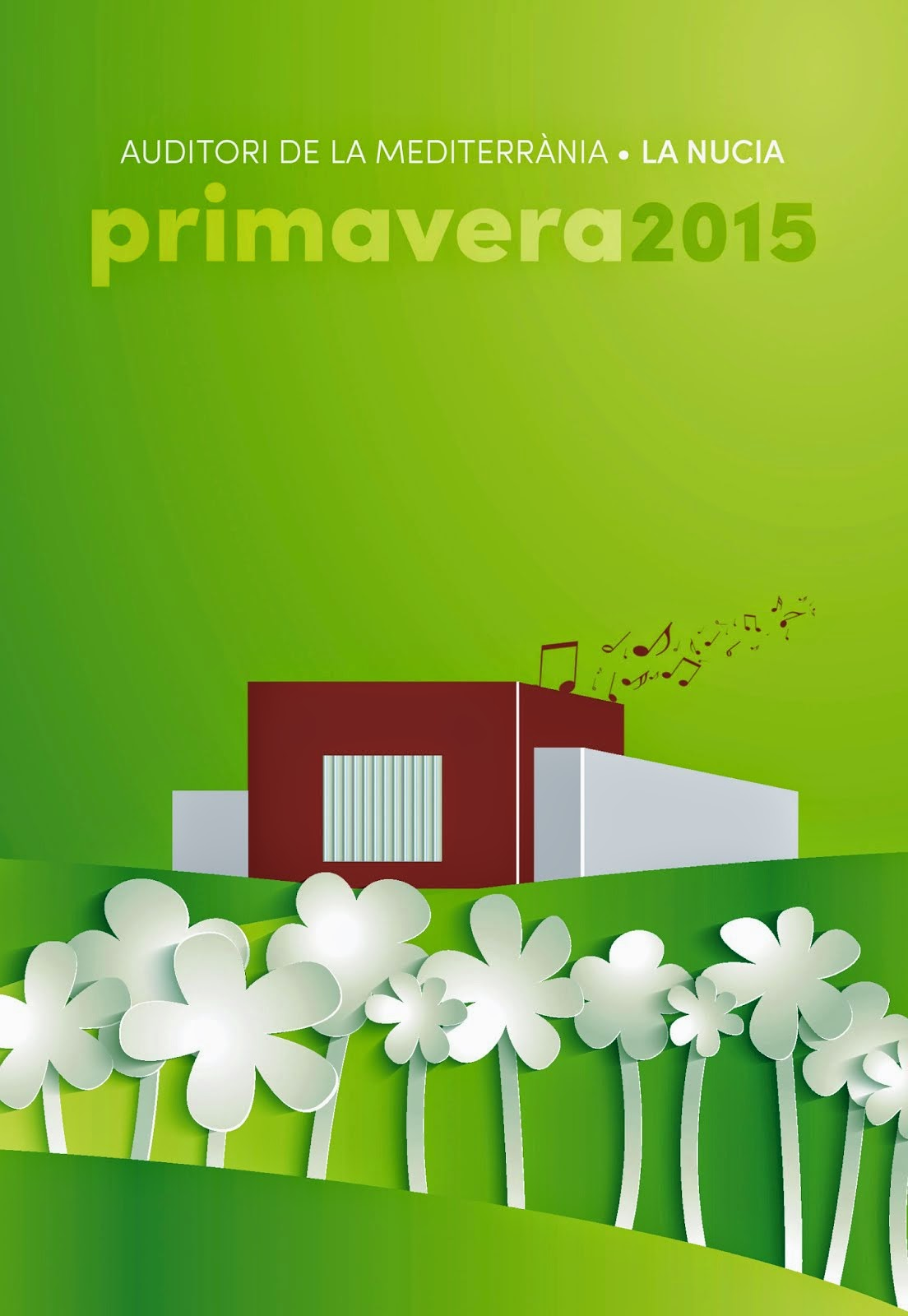 AM PROGRAMACIÓN FEBRERO - JULIO 2015