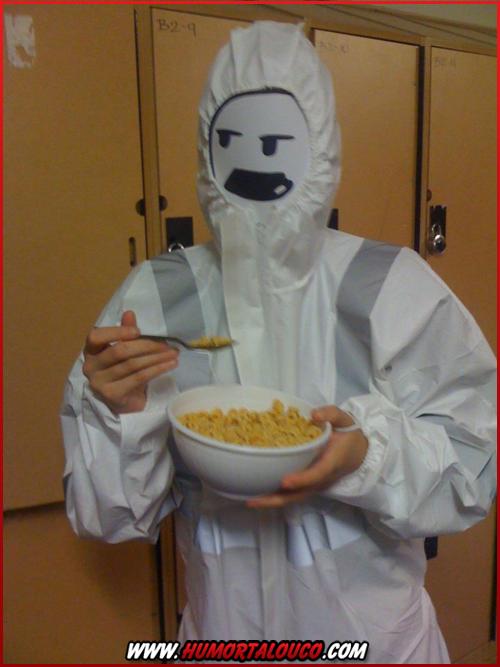 Fantasias criativas para Halloween - Hallowmeme - Cereal Guy