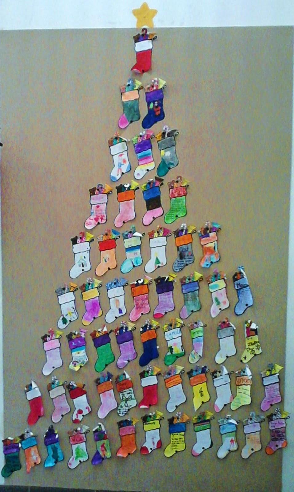 Atividades de alfabetiza o murais natalinos natal mural for Mural de natal 4 ano