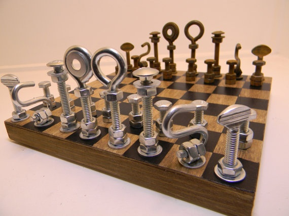 15 cool and unique chess sets part 3 - Coolest chess sets ...