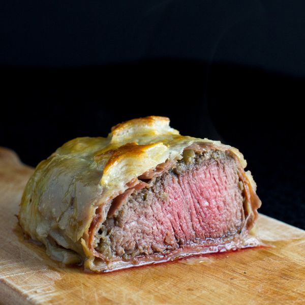 Individual Beef Wellington by Poet in the Pantry