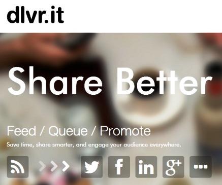 Cara Share Otomatis Posting Blog ke Facebook dan Twitter