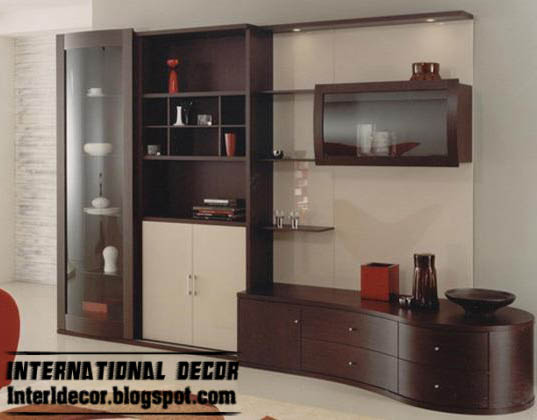 Wall Unit Design Images : Modern tv wall units designs and shelving