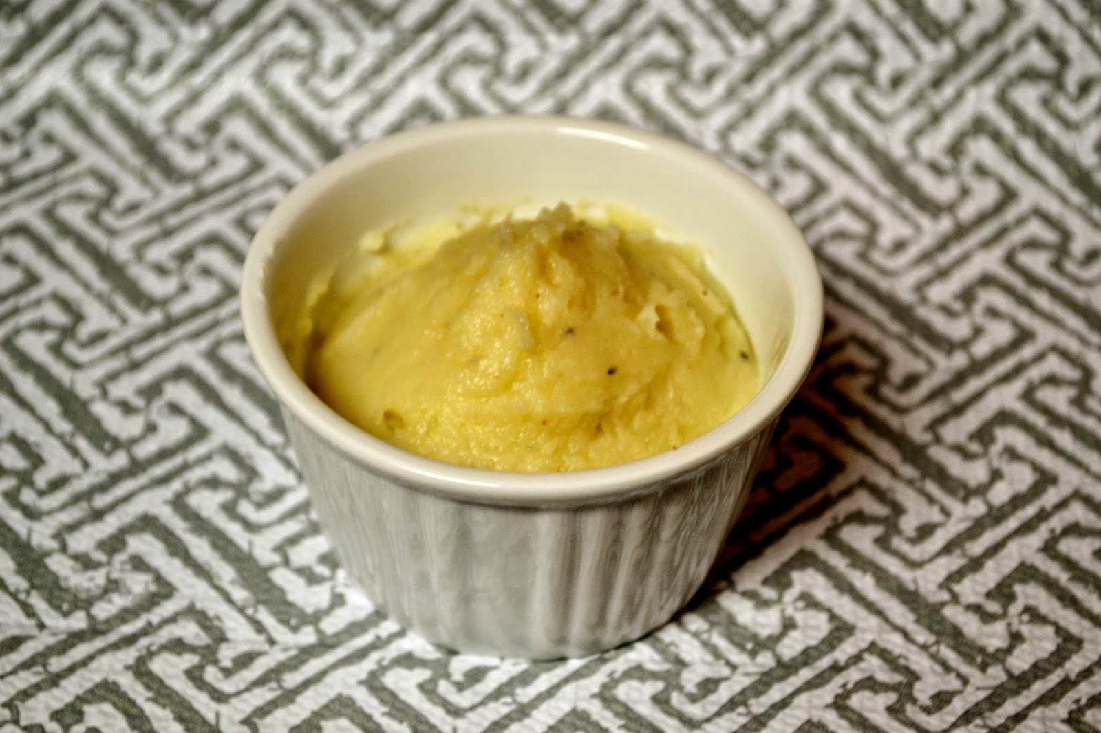 Cauliflower Mashed Potates