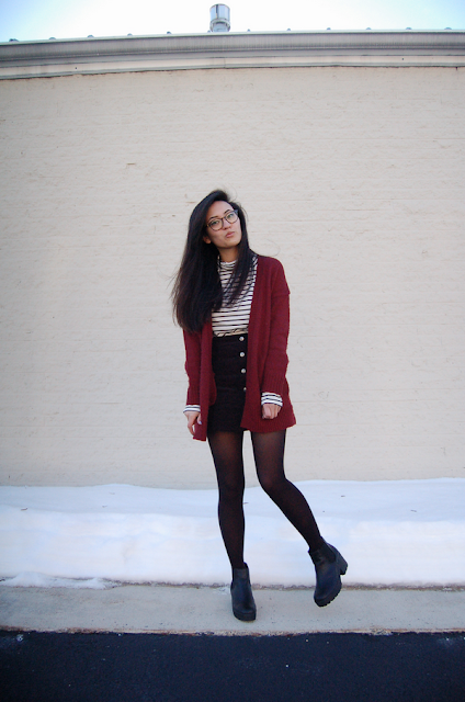 turtleneck outfit inspiration fashion blogger