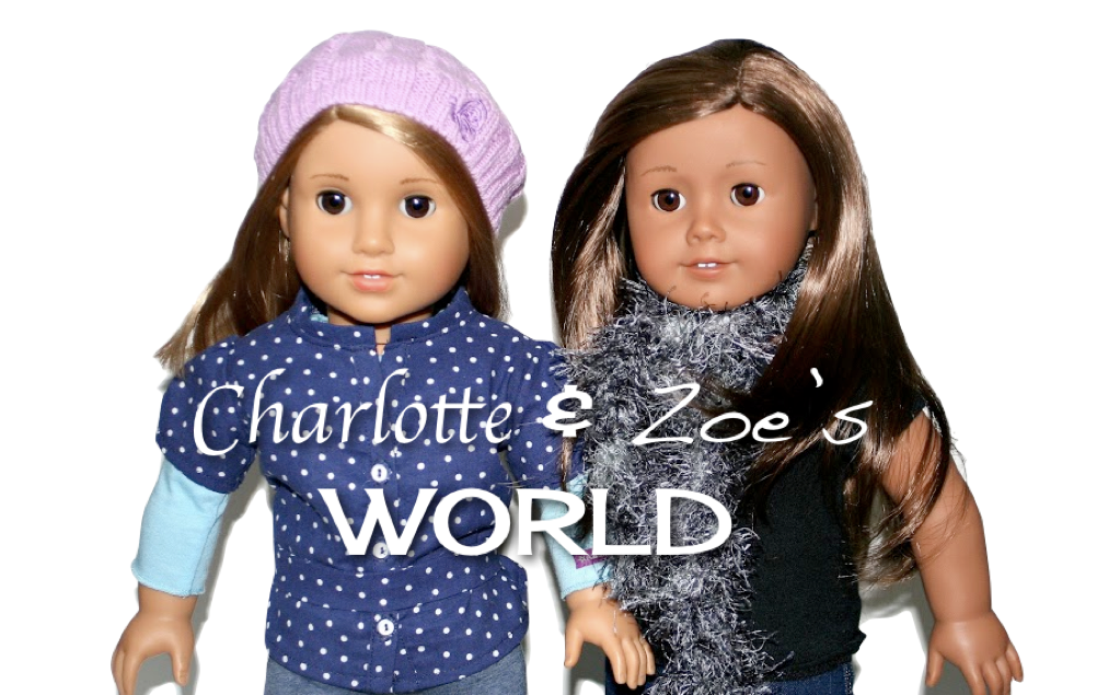 Charlotte and Zoe's World