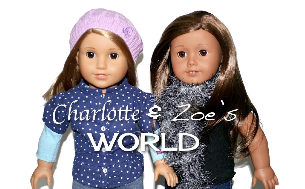 Charlotte and Zoe's World