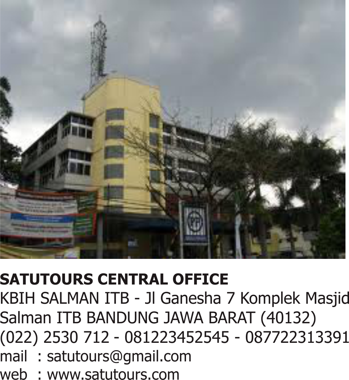 Umroh Rombongan Perusahaan dan Eksekutif di Jakarta, Bandung, Semarang, Surabaya