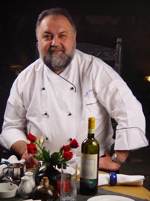 Chef Bill-Marchetti Spaghetti Kitchen