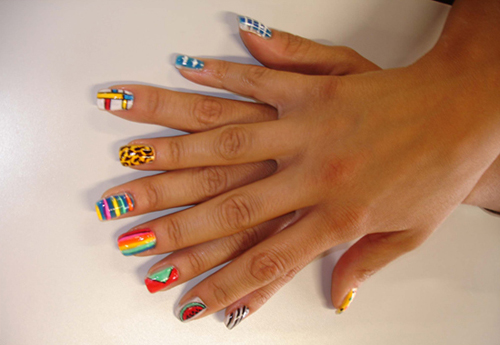 Fabulous Cool Cute Nail Designs 500 x 345 · 108 kB · jpeg