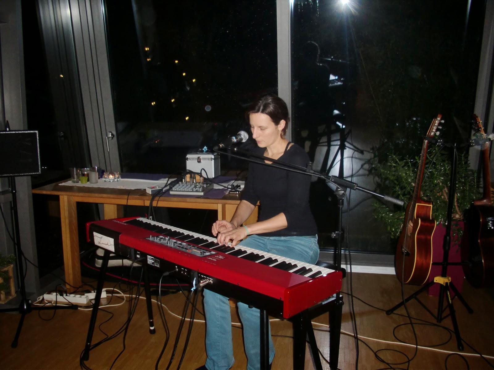 Anschliessend Hatte Ich Per E Mail Angeklopft Wohnzimmerkonzert In Karlsruhe Wie Wrs Mein Plan Das Mannheim Nur Mehr Angedeutete Konzert Mit