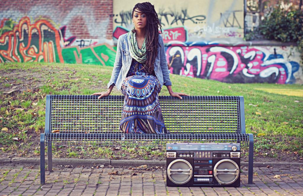 Akua Naru - Poésie et Hip Hop