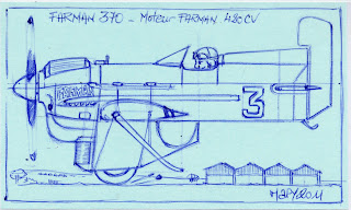 Coupe Deutsch de la Meurthe de 1933 Farman370