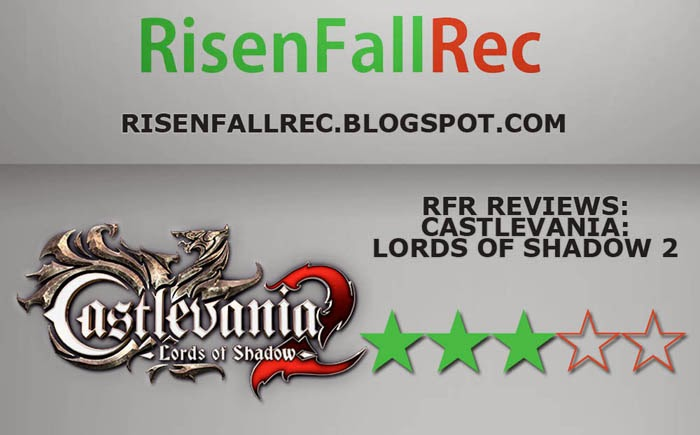 Castlevania Lords of Shadow 2 review