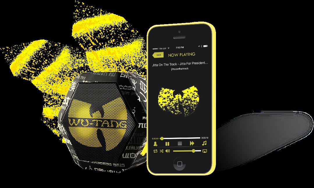 Wu-Tang Clan x Boombotix | A Better Tomorrow inkl. BT-Lautsprecher
